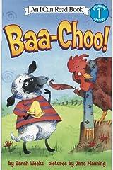Baa-Choo! (I Can Read Level 1) Kindle Edition