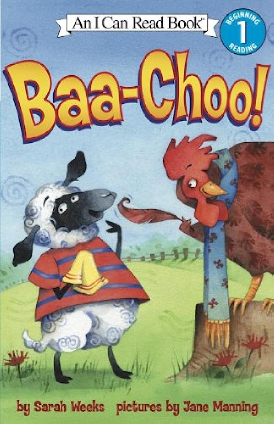 代表して乙女応用Baa-Choo! (I Can Read Level 1) (English Edition)