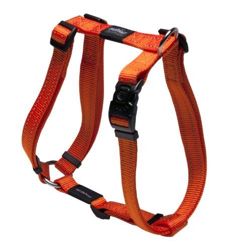ROGZ SJ05-D Utility Hundegeschirr/Lumberjack, XL, orange