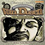 Professor Van Dusen: Dr.Tschu Man Fu-Folge 22 (Audio CD)