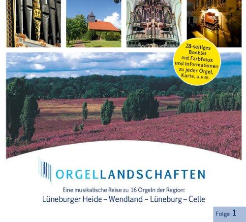 Orgellandschaften Lüneburger Heide Wendland Lüneburg Celle