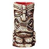 UPKOCH Tiki Tazze in Ceramica Set Hawaiian Partito Mugsdrinkware-Tm Tiki Bar Tazze Tazze d...