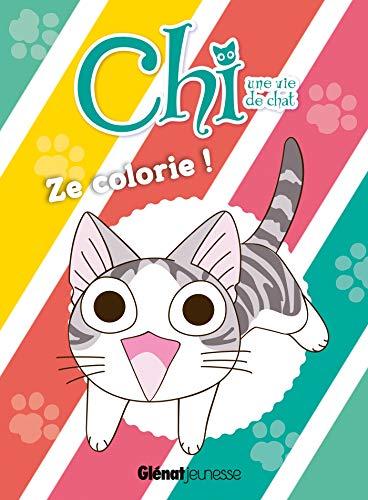 Chi - Activités - Ze colorie !
