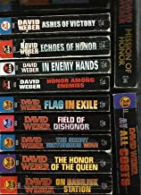 Honor Harrington Series - First 12 Volumes - On Basilisk Station, Honor of the Queen, Short Victorious War, Field of Disho...