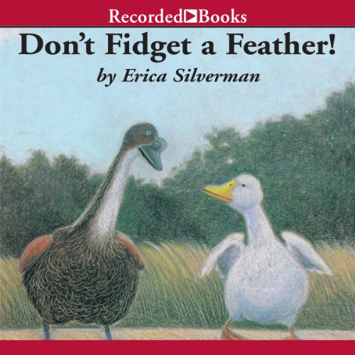 Don't Fidget a Feather cover art