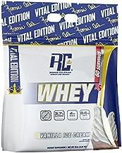 Ronnie Coleman Signature Series Whey XS Protein Powder, Vanilla Ice Cream, 82 Ounce