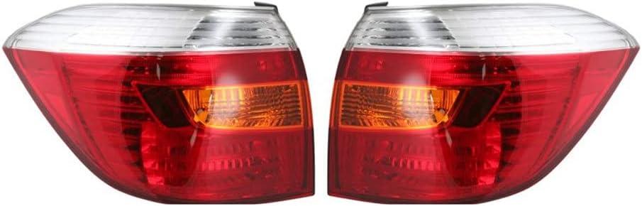 For 2008-2010 Toyota Highlander Rear Nashville-Davidson Mall Side 1 year warranty Tail Asse Driver Light