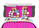 Disney Tsum Tsum 3 Piece Twin Sheet