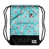 Oh My Pop! Oh My Pop! Doggy-Storm Turnbeutel Bolsa de Cuerdas para el Gimnasio 48 Centimeters Multicolor (Multicolour)