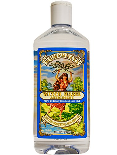 Humphrey's Witch Hazel Astringent, 16oz.