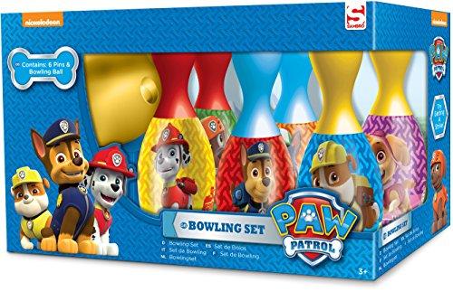 Speelgoed PWP-3017 - Paw Patrol Bowlingset