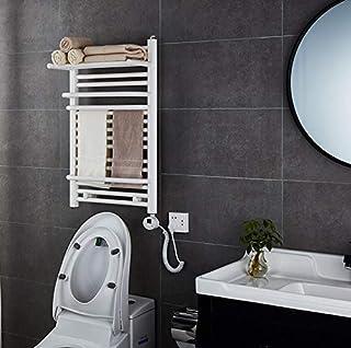 HYY-YY. Elektryczny podgrzewacz na ręczniki montowany na ścianie, z wbudowanym termostatem i na stałe okablowanym sprayem ...