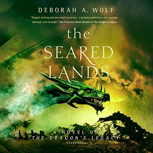 The Seared Lands cover art