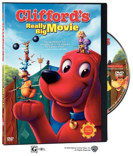 Clifford's Really Big Movie [USA] [DVD]