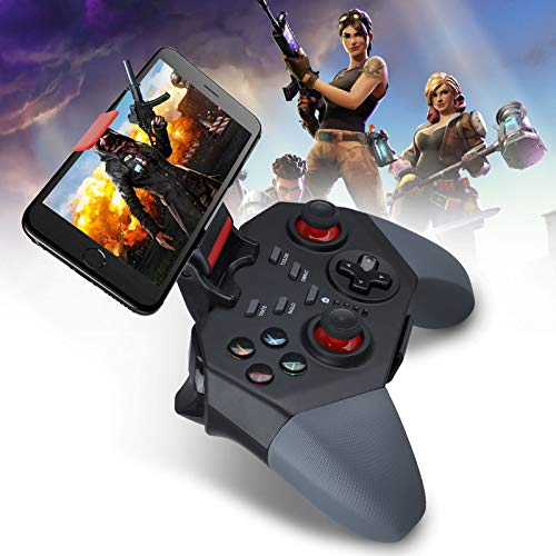 Mobile Game Controller, GARY&GHOST Wireless Handy Gamepad Joystick für Android IOS iPhone Tablet PUBG