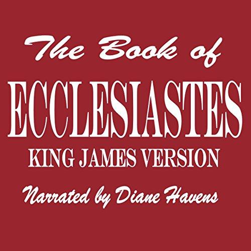 The Book of Ecclesiastes audiobook cover art