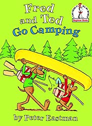 Fred and ted go camping book