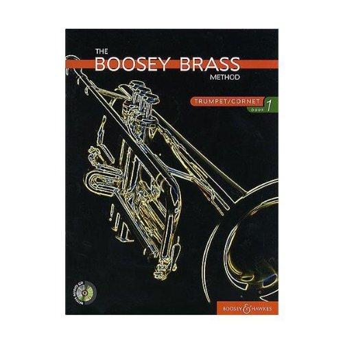 The Boosey Brass Method Vol. 1 für Blechblasinstrument in B - Ausgabe mit CD