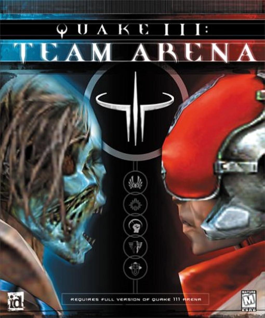 日食東電化するQuake 3 Arena Team Mission Pack (輸入版)