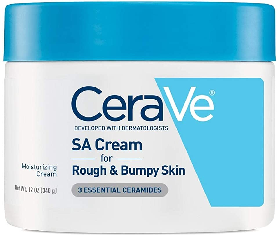 感度エキサイティング潜水艦海外直送品Cerave CeraVe Renewing SA Cream, 12 oz