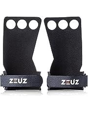 ZEUZ® RX Fitness & Crossfit Grips – Sport Handschoenen – Turnen – Gymnastics – Zwart
