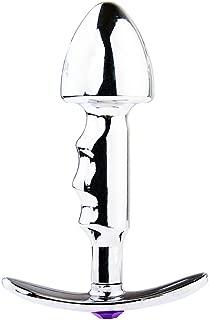 Gantian Random Color Crystal Metal Hand Held Wearable Anchor A'mal P'lug for Men for Women