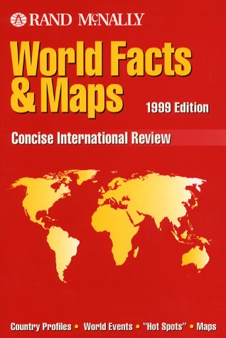 Rand McNally World Facts & Maps (Annual) -  McNally, Rand, Paperback