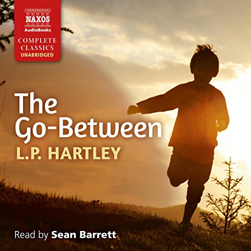 The Go-Between audiobook cover art