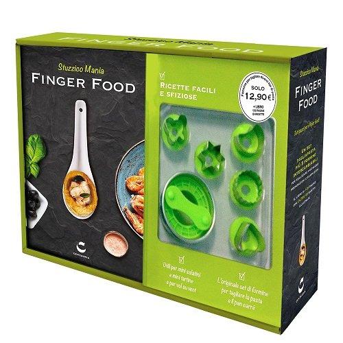 Stuzzico mania. Finger food. Con gadget