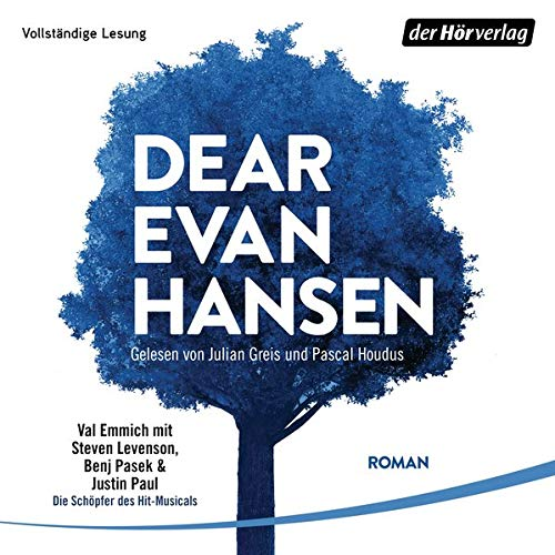 Dear Evan Hansen (German edition)  By  cover art