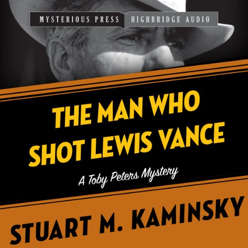 The Man Who Shot Lewis Vance Titelbild