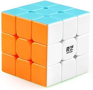 Coogam Qiyi Warrior W 3x3 Speed Cube Stickerless Puzzle Toy