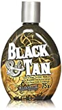 Millenium Tanning Black & tan 75x indoor tanning bed bronzer 13.5 Ounce