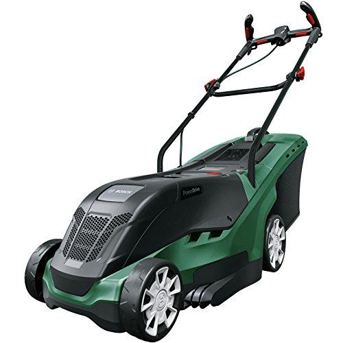 BOSCH UniversalRotak 550 Electric Rotary Lawnmower, Cutting Width 37 cm