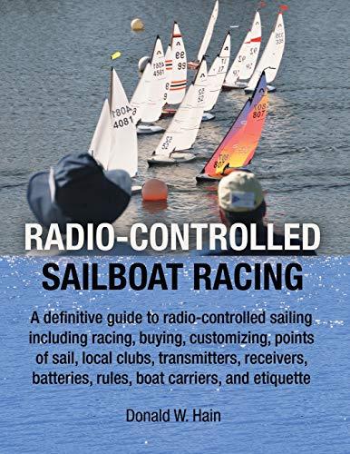 Radio-Controlled Sailboat Racing
