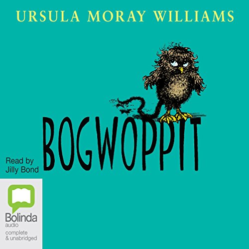 Bogwoppit audiobook cover art