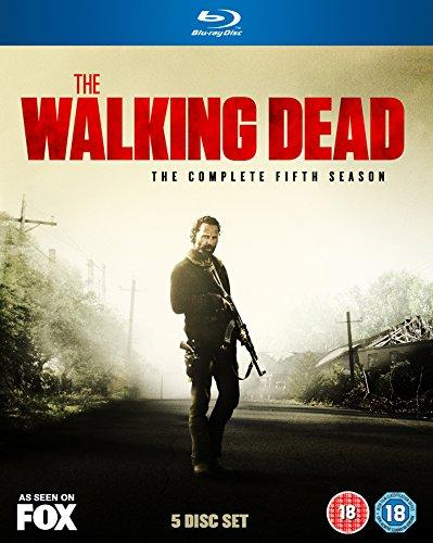 The Walking Dead - Season 5 (Limited Edition) [Blu-ray]