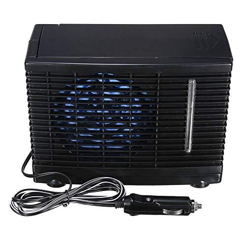 Phayee Mini Auto Klimaanlage, 24 V Tragbare Auto Mini Auto LKW Klimaanlage Kühler Lüfter Autofenster Belüftungsventilator Kühler,für PKW-LKW nach Hause