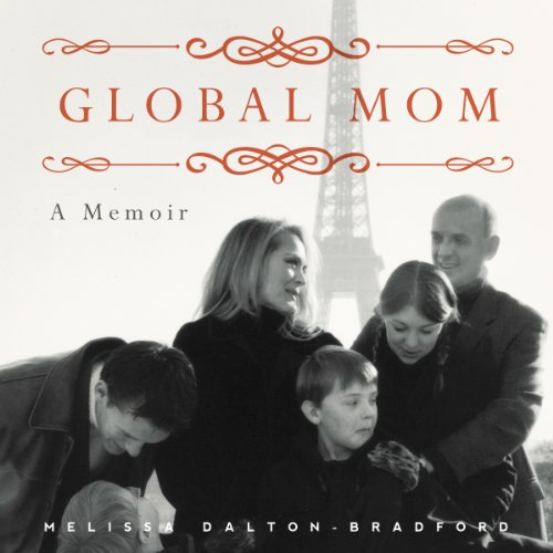 Global Mom audiobook cover art