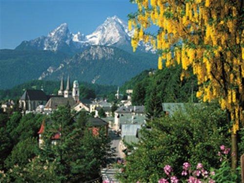 Ravensburger 14154 - Berchtesgaden gegen Watzmann, 500 Teile
