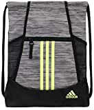 adidas Alliance II Sackpack (One Size, Looper Grey...