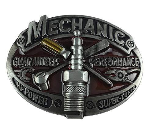Mechanische Gürtelschnalle, Werkzeug für Zündkerze, Auto, Motorrad.