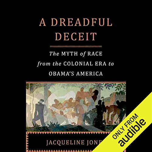 A Dreadful Deceit audiobook cover art