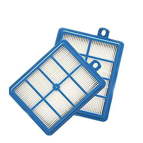 KingBra FC9088 ze360wp, filtro de filtro HEPA de repuesto para aspiradora doméstica de repuesto reutilizable, 2 unidades, FC9088 FC9088 FC9083 FC9087 Electrol UX Z3347 ZUA3840