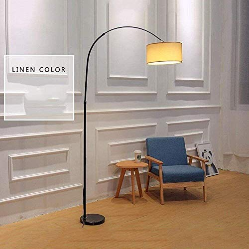 Decorative floor lamp Magical lighting options Modern Art Standing Lamp Floor Lamp, Led Piano Vertical Fishing Creative Floor Lights for Living Room Study Vertical Reading L.