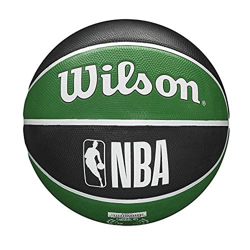 Wilson NBA Team Tribute Basketball - Size 7 - 29.5', Boston Celtics