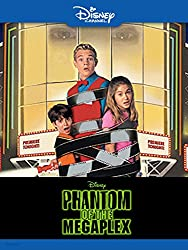 Disney Channel Halloween Movie Phantom of the Megaplex