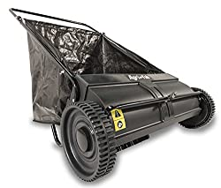 """commercial Agri-Fab 45-0218 26 """"Sweeper, 26″ Black lawn sweepers"""