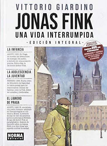 JONAS FINK.DVD. UNA VIDA INTERRUMPIDA.EDICIÓN ESPECIAL: Edición especial con DVD