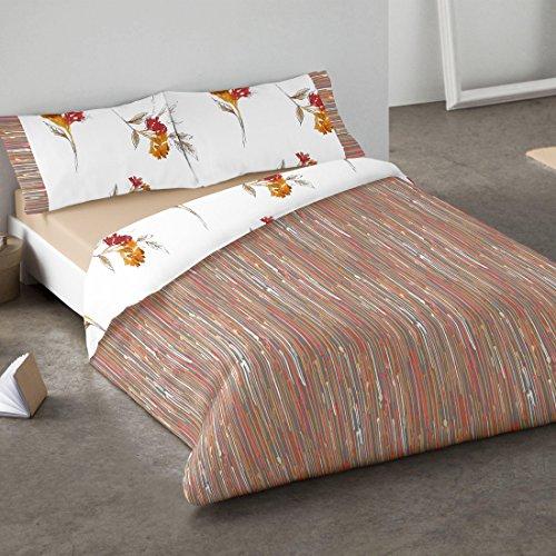 Burrito Blanco - Funda nórdica 684 Caldera de cama de 90x190/200 cm